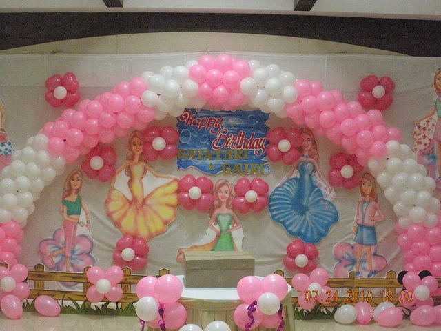 Birthday Decoration Ideas For Hall Image Inspiration of Cake and