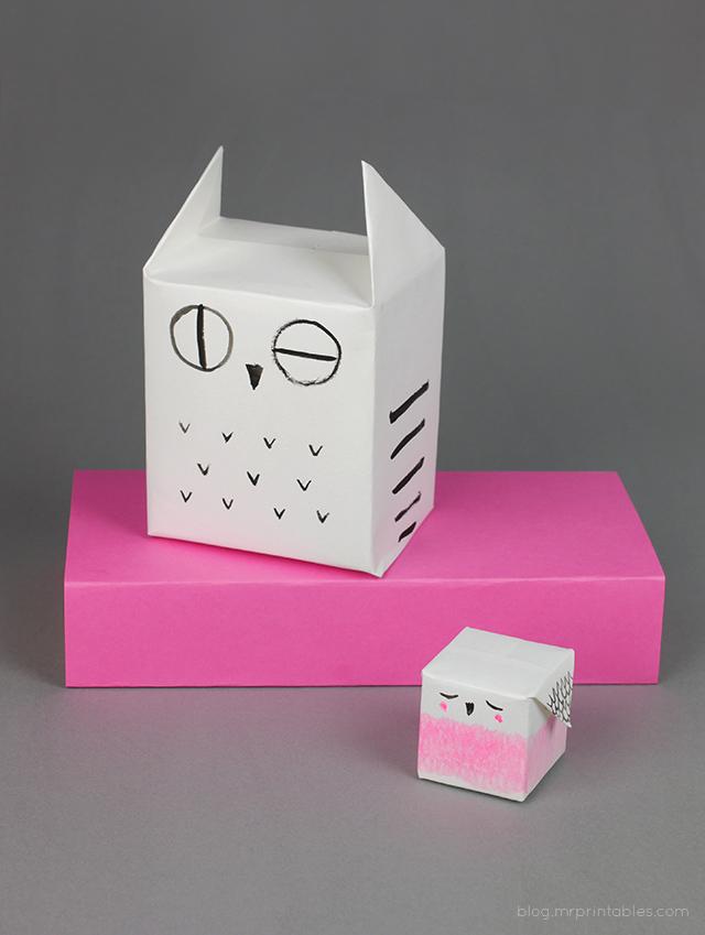diy-owl-bird-gift-wrap