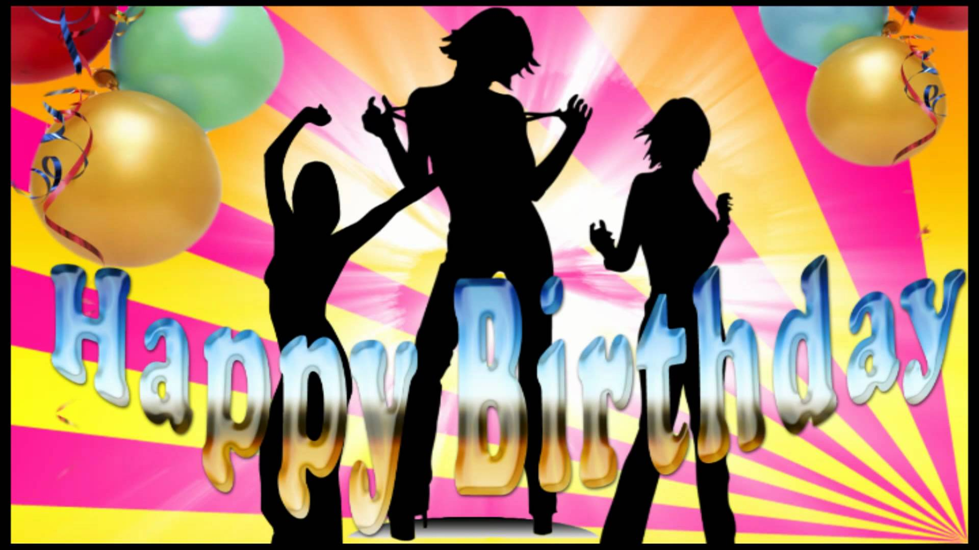 happy bday song images