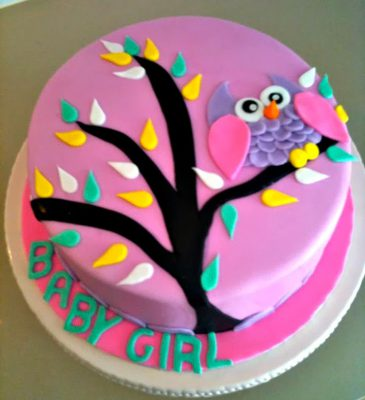 owl-birthday-cake