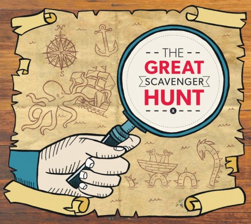 The Great Scavenger Hunt 2015