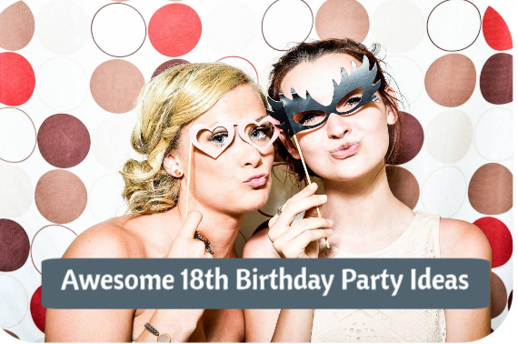 Awesome birthday party ideas