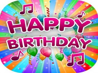 Go for Customized Happy Birthday Song Audio For A Great Birthday Celebration